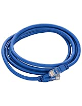 EVER-TECH Patch Cord Cat 6 In 2 Mts 1388895031 (Blue)