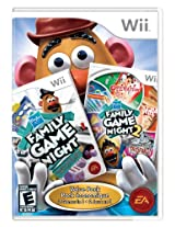 Hasbro Family Game Night 1 and 2 Bundle - Nintendo Wii