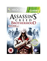 Assassins Creed Brotherhood Classics (Xbox 360)