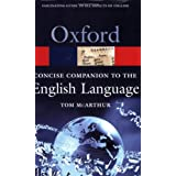 Concise Oxford Companion to the English Language (Oxford Paperback Reference)Tom McArthur�ɂ��
