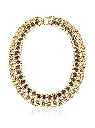 Melissa Kandiyoti Jewels Halskette Opera goldfarben