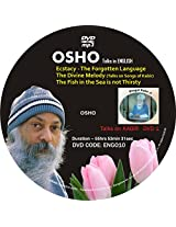 OSHO ENGLISH -Talks on Kabir, Meditations & Mantras(476 Hrs)