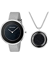 Skagen End-of-season Gitte Analog Multi-Colour Dial Women's Watch - SKW1070