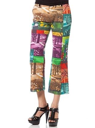 Custo Pantalón Kished (Multicolor)