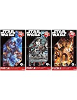 Star Wars Puzzles (Bundle: 3 Items)