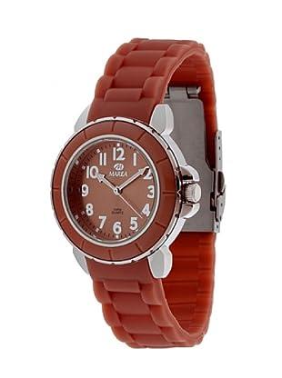 Marea 42098/11 - Reloj Señora silicona Marrón