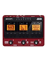 Zoom B3 Bass Guitar Multi Effects Pedal
