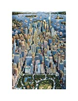 Jiqsaw Puzzle 500 Pieces 24 X18 New York City By Master Pieces
