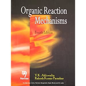 Organic Reaction Mechanisms (Fourth Edition)