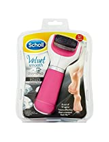 Scholl Velvet Smooth Express Pedi Diamond New Improved with Diamond Crystals