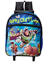Disney Boys' Toy Story Rolling Backpack, Multi, One Size