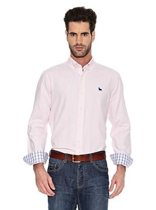 Toro Camisa Tejido Oxford (Rosa)