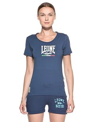 Leone 1947 Camiseta Madonna (Azul Marino)