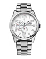 Tommy Hilfiger Analog White Dial Men's Watch - TH1791006J