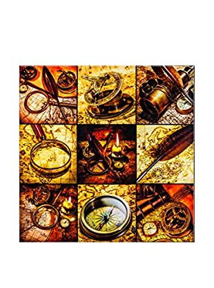 ENCUENTRA TU ESTILO Lienzo Compass