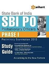 SBI PO Phase 1: Preliminary Examination Study Guide 2015
