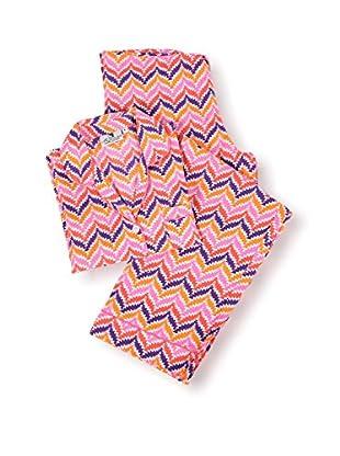 Malabar Bay Zig Zag Pajama Set