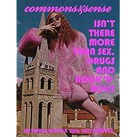 commons&sense 2016年ISSUE51 小さい表紙画像
