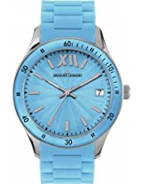 Jacques Lemans Analog Blue Dial Men's Watch - 1-1622L