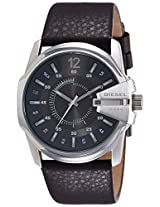 Diesel Chi Analog Grey Dial Men's Watch - DZ1206I