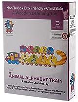 Skillofun Animal Alphabet Train, Multi Color