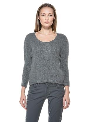 Fairly Pullover Rundhals (Grau)