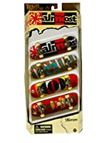ALMOST: Tech Deck 4-Finger Skateboard Pack [20025708]