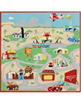 Disney Cars Pixar Interactive Game Rug