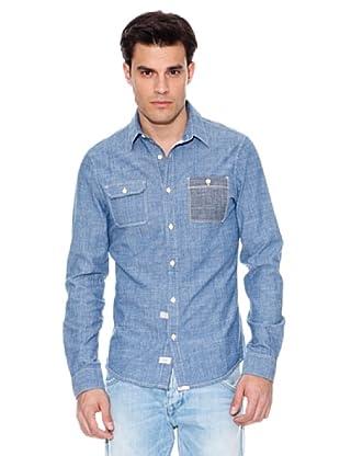 Pepe Jeans London Camisa Trevi (Índigo)
