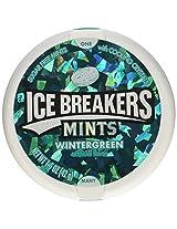 Ice Breakers Wintergreen Tins- 8 ct