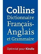 Collins Dictionnaire Français - Anglais et Grammaire