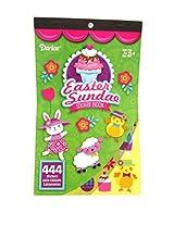 WeGlow International Easter Sundae Sticker Book (4 Books)