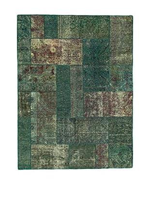 Eden Teppich Pacthwork mehrfarbig 154 x 204 cm
