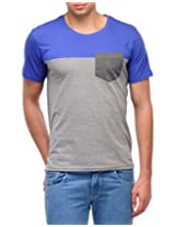 Yepme Men's Multi-Coloured Cotton T-Shirt-YPMTEES0444_S