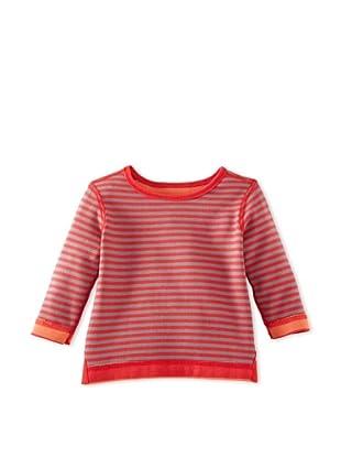 Kite Camiseta BB597 (Rojo / Gris)