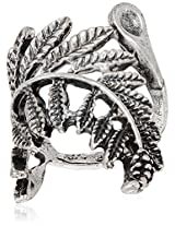 Addons Ring for Women (RVSD-000035145 GLD) (Silver)