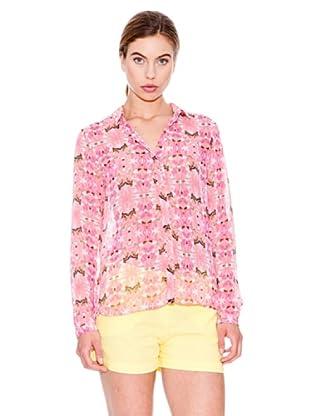 Mango Camisa Sandy (Rosa)