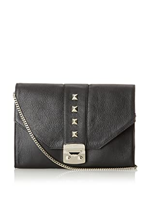 Posse Women's Lina Stud Cross-Body, Black