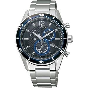 【クリックで詳細表示】[シチズン]CITIZEN 腕時計 Citizen Collection シチズン コレクション Eco-Drive エコ・ドライブ クロノグラフ VO10-6741F メンズ: 腕時計通販