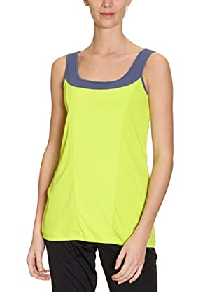 PUMA Tank Top TP Bubble (lime punch)