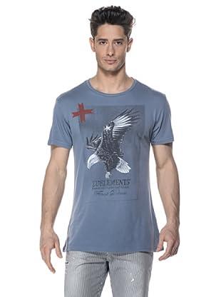 Zu-Elements Camiseta Leonard (Azul)