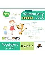 My Fun Chinese: Vocabulary 1-2-3 of Green Pack