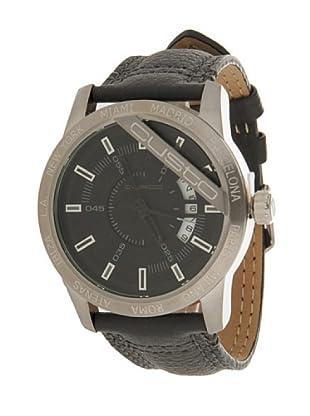 Custo Watches CU031503 - Reloj de Señora cuarzo piel Grafito