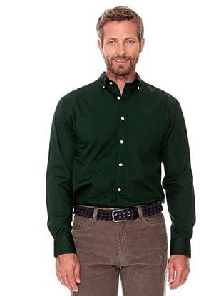 Cortefiel Hemd (Grün)