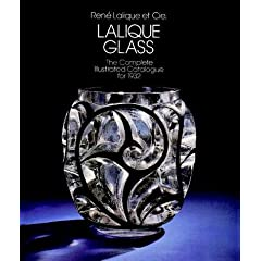 Lalique Glass: The Complete Illustrated Catalog for 1932 (Catalogue)