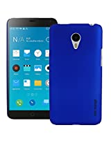 Meizu m1 note Back Cover / Case - Cool Mango Premium Rubberized Back Cover for Meizu m1 note - Perfect Blue
