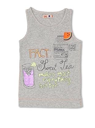 CKS Kids GIRLS Camiseta Sugilite (Gris)