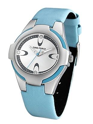 Time Force TF2923L02 - Reloj Señora quarzo azul celeste