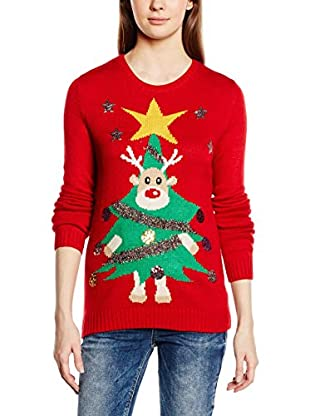New Look Pullover Rudolph