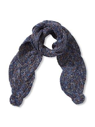 ONLY Schal, gestrickt (Blau)